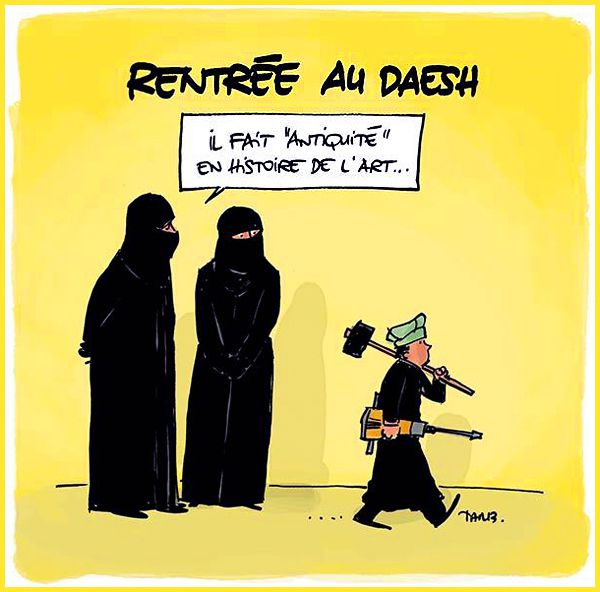 #Daesh #Tartrais