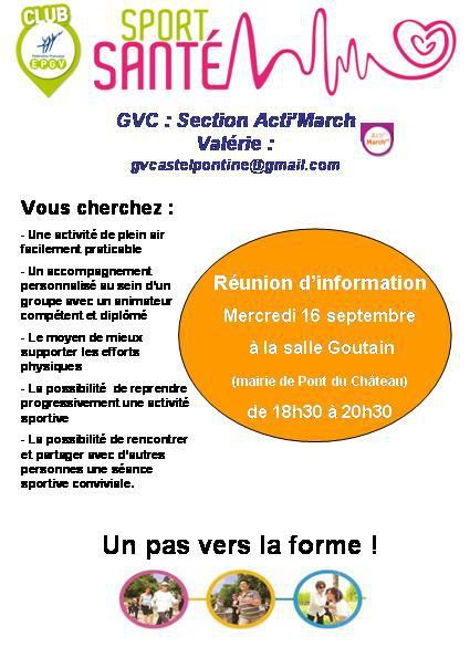 INFORMATION ACTI MARCH