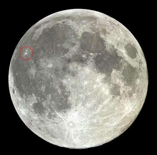 Una base aliena nel cratere lunare Aristarchus