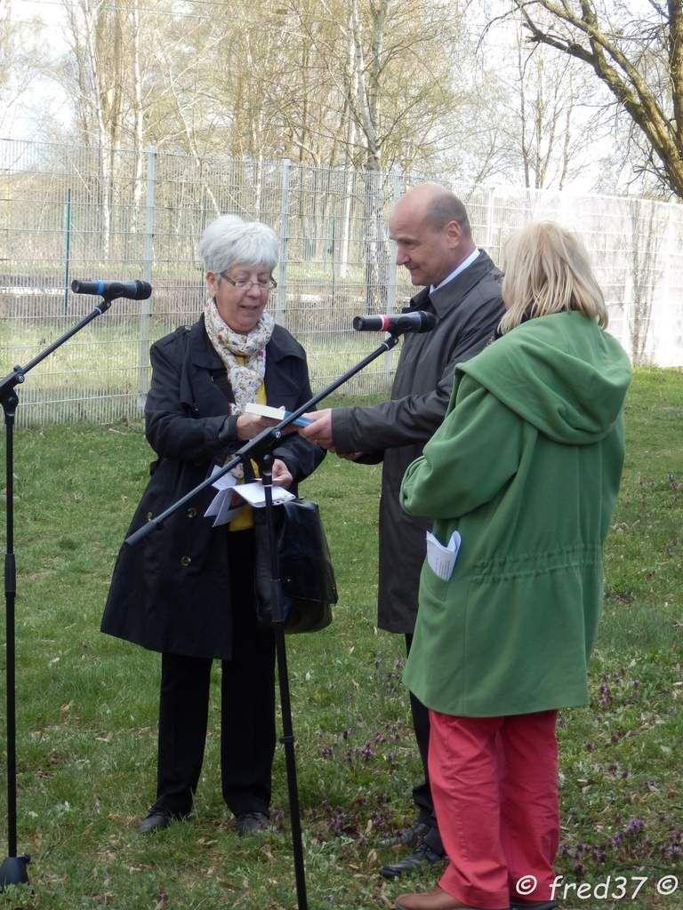Ravensbrück- 70ème anniversaire de la libération du camp