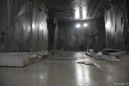 carrière souterraine - Fantiscritti