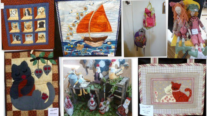 Expo Patchwork - Fin