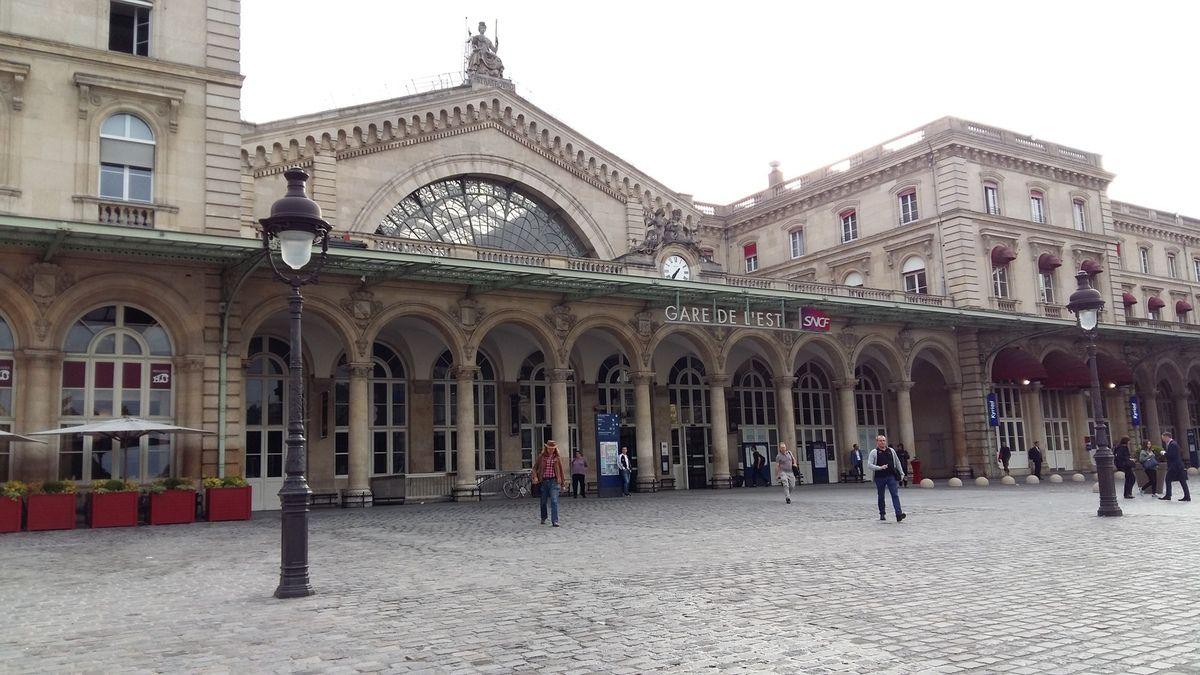PARIS Gare de l'Est