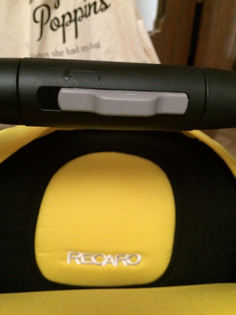 La poussette Easylife de Recaro (Test et avis)