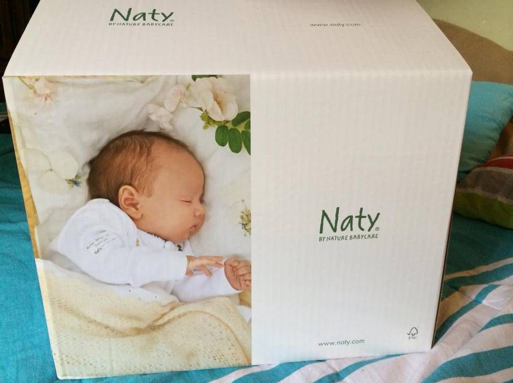 Les eco couches Naty (giveaway)