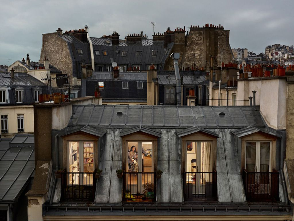 Vis-à-vis, Paris...