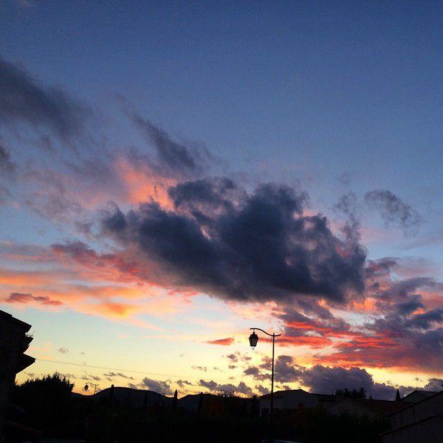 Un ciel prometteur