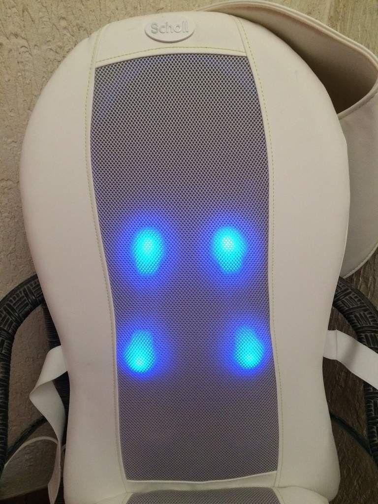 Des massages sans bouger de son fauteuil giveaway croque madame le blog - Accessoires de massage ...