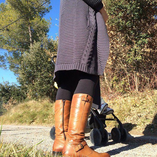 Je suis amoureuse de mes bottes