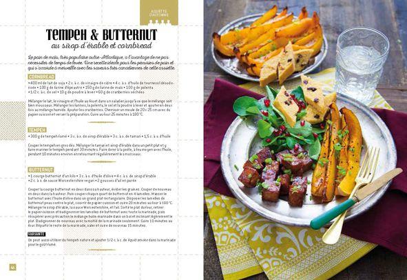 Deux livres de recettes pour manger mieux