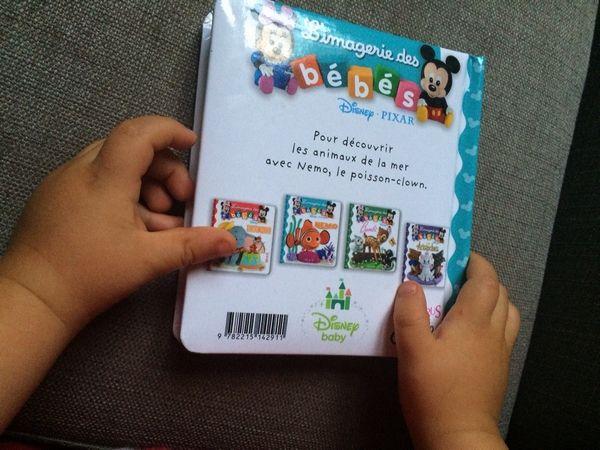 Les petits héros Disney débarquent dans l'Imagerie des bébés Fleurus (giveaway)