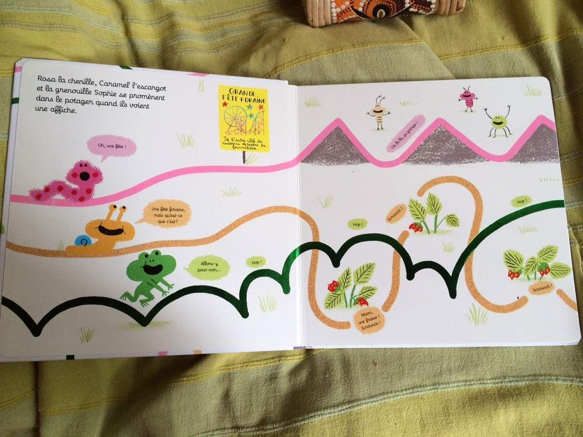 Vers l'écriture et la lecture des tout petits