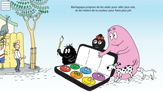 L'application Barbapapa et les instruments de musique (test et avis)