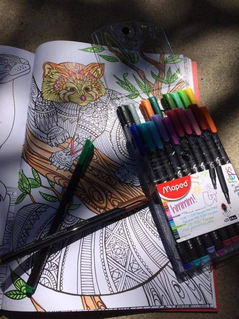De la créativité en plein air (Giveaway Maped)