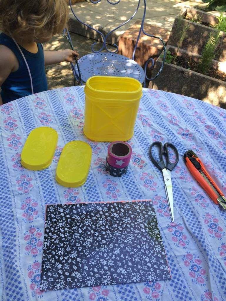 DIY Récup: La boite à bento
