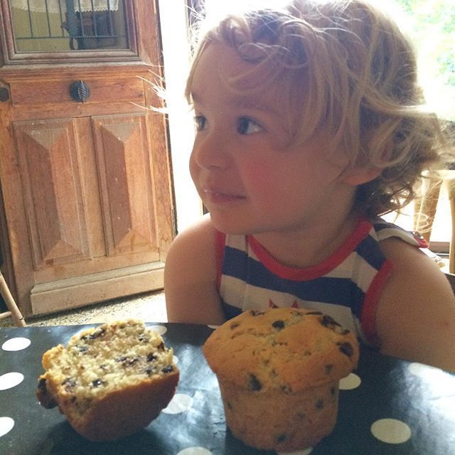 Les muffin geants