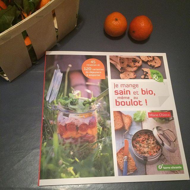 Lunch box, gourde,et recettes bio pour améliorer le quotidien