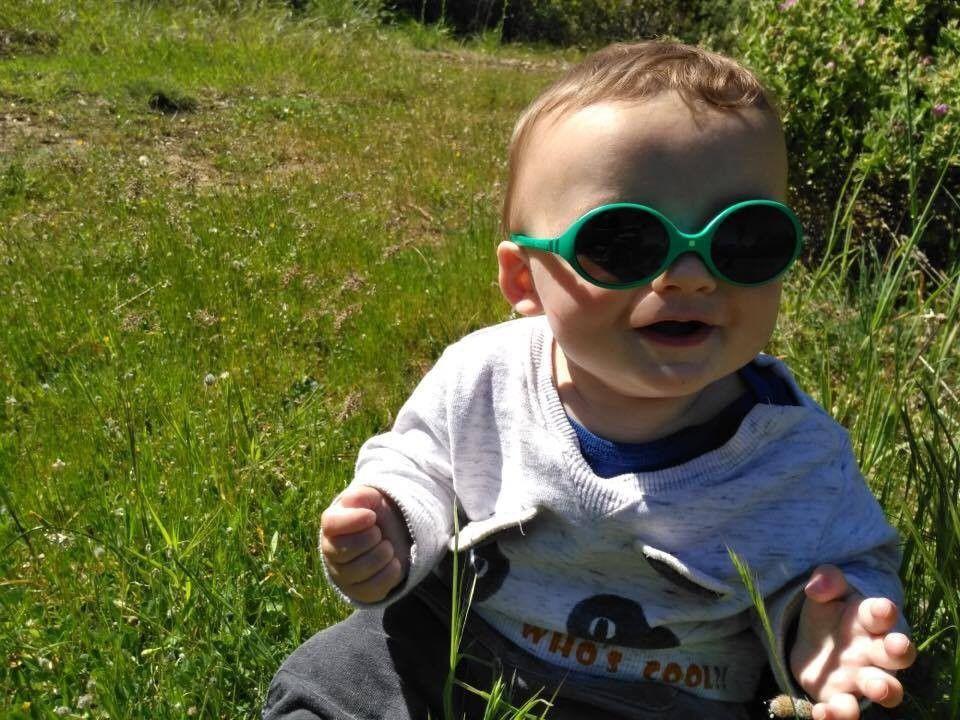 Les indispensables lunettes de soleil pour enfant