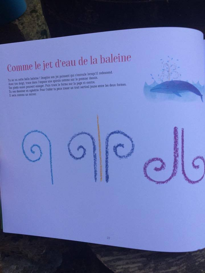 Des activités créatives au fil des saisons avec mon cahier Steiner Waldorf