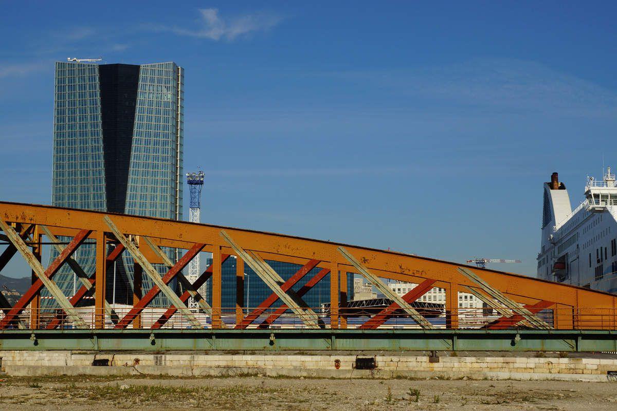 Le port autonome de Marseille PAM