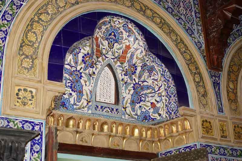 Le palais du Pasha Mohamed Ali, El Manial, Le Caire