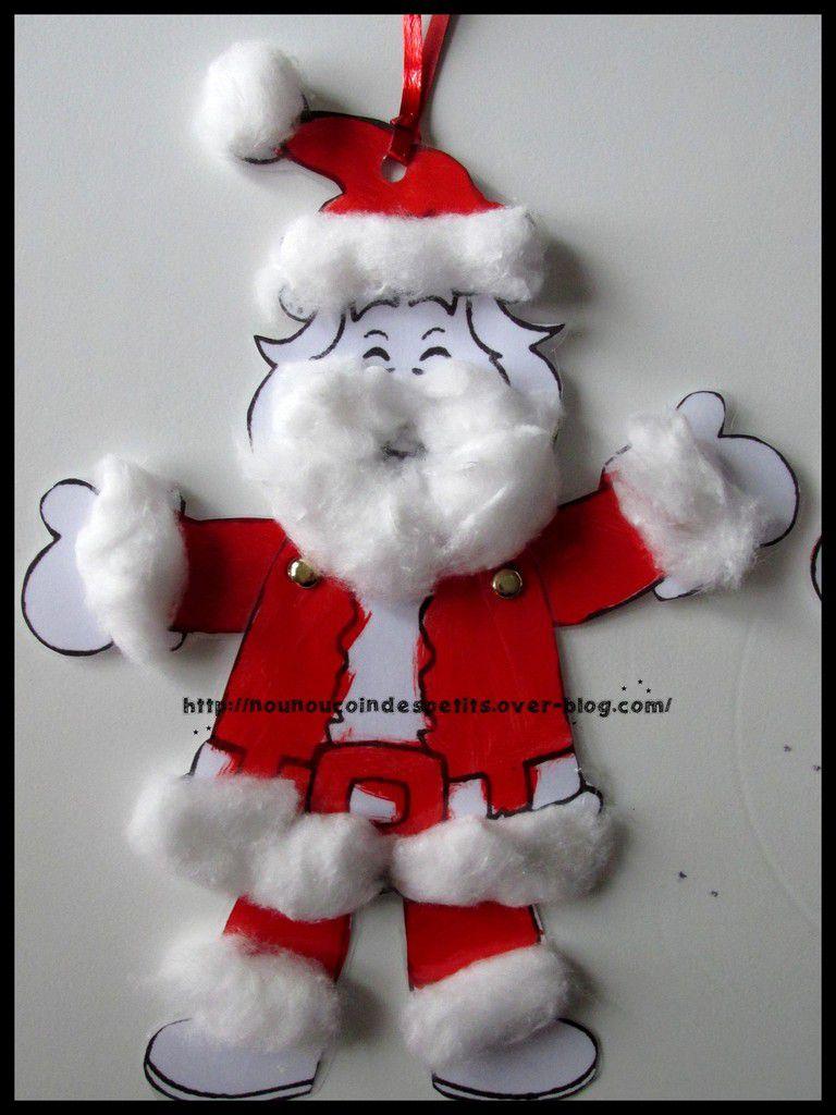 .. Noel .. &quot&#x3B; Père Noel articulé &quot&#x3B;