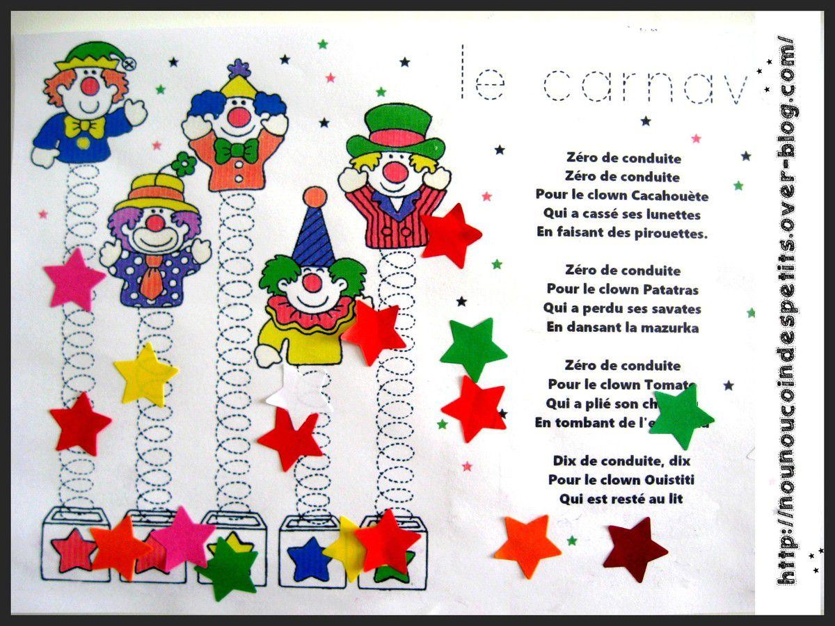 .. Carnaval .. &quot&#x3B; poème clown zéro de conduite &quot&#x3B;