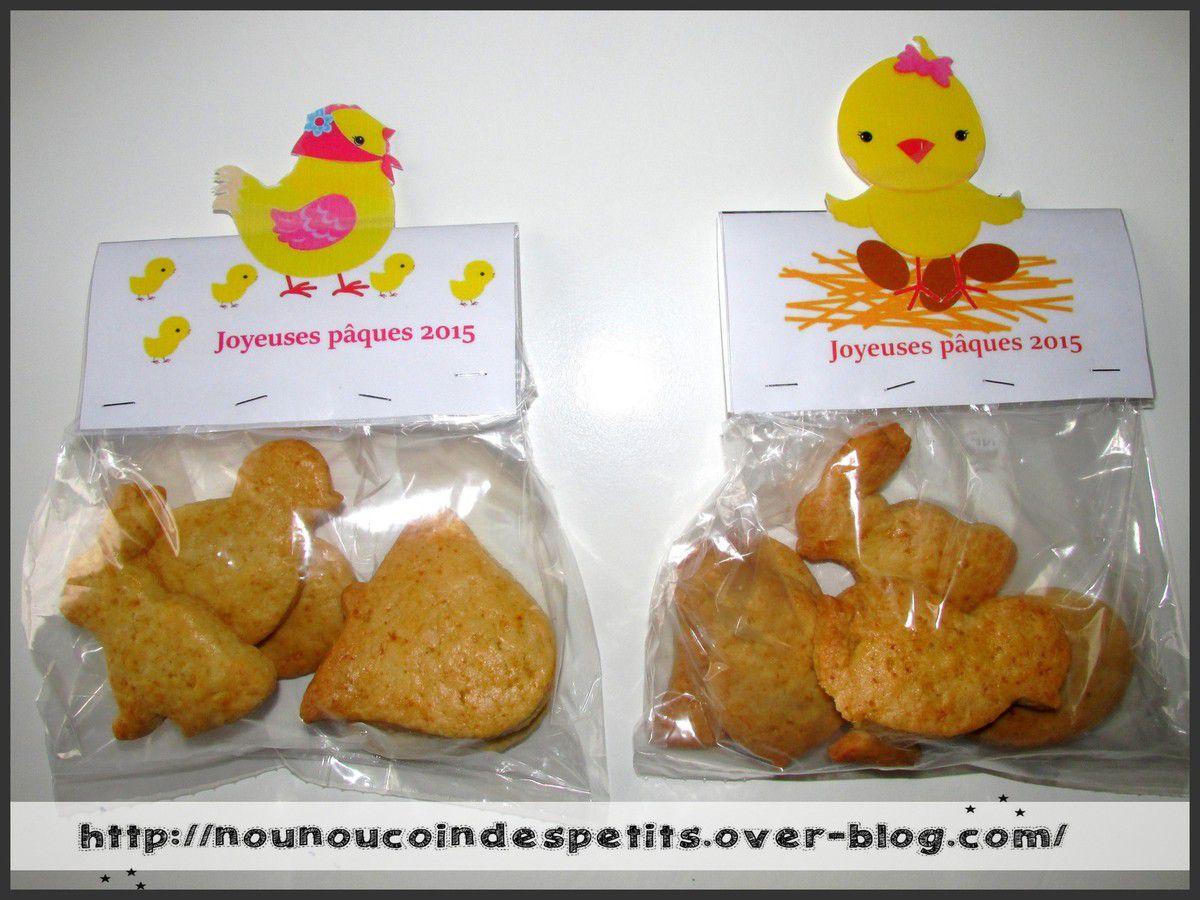 .. Pâques .. &quot&#x3B; biscuit sablé de pâques &quot&#x3B;