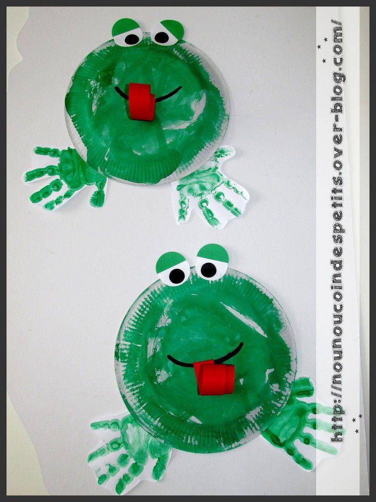 .. Animaux .. &quot&#x3B; la grenouille &quot&#x3B;