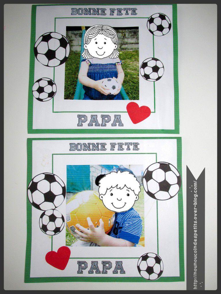 Carte Sport Bonne Fete Papa Le Blog De Nounoucoindespetits