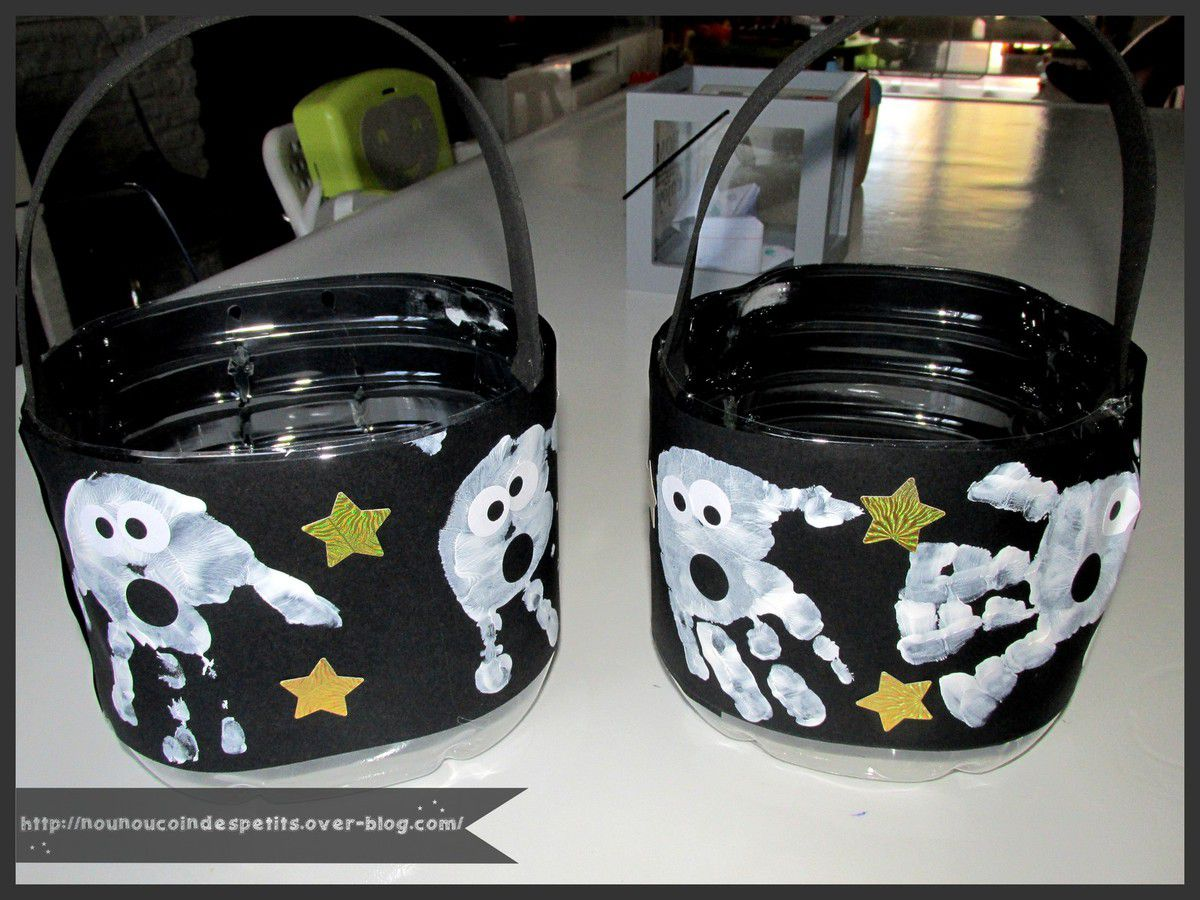 sac a friandises fant me halloween le blog de nounoucoindespetits. Black Bedroom Furniture Sets. Home Design Ideas