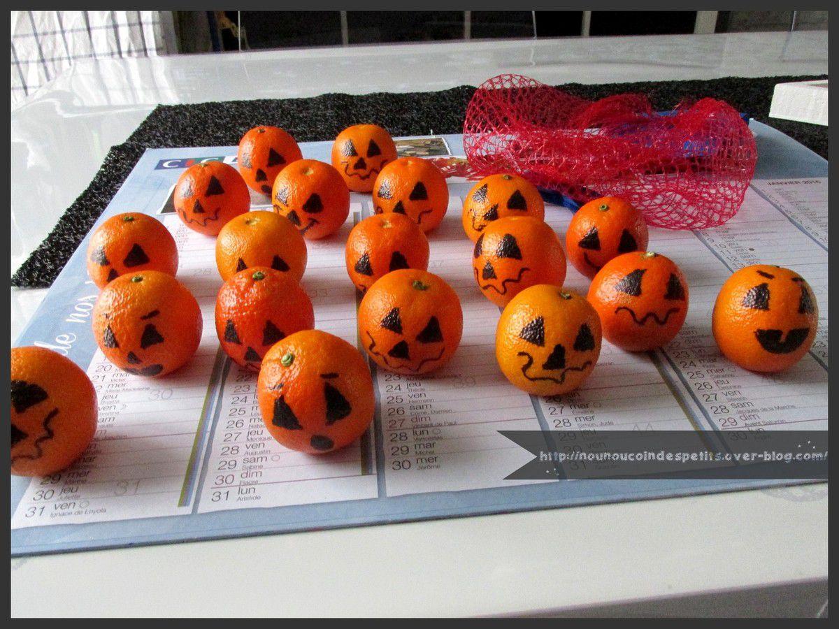 .. Friandises d'halloween ..