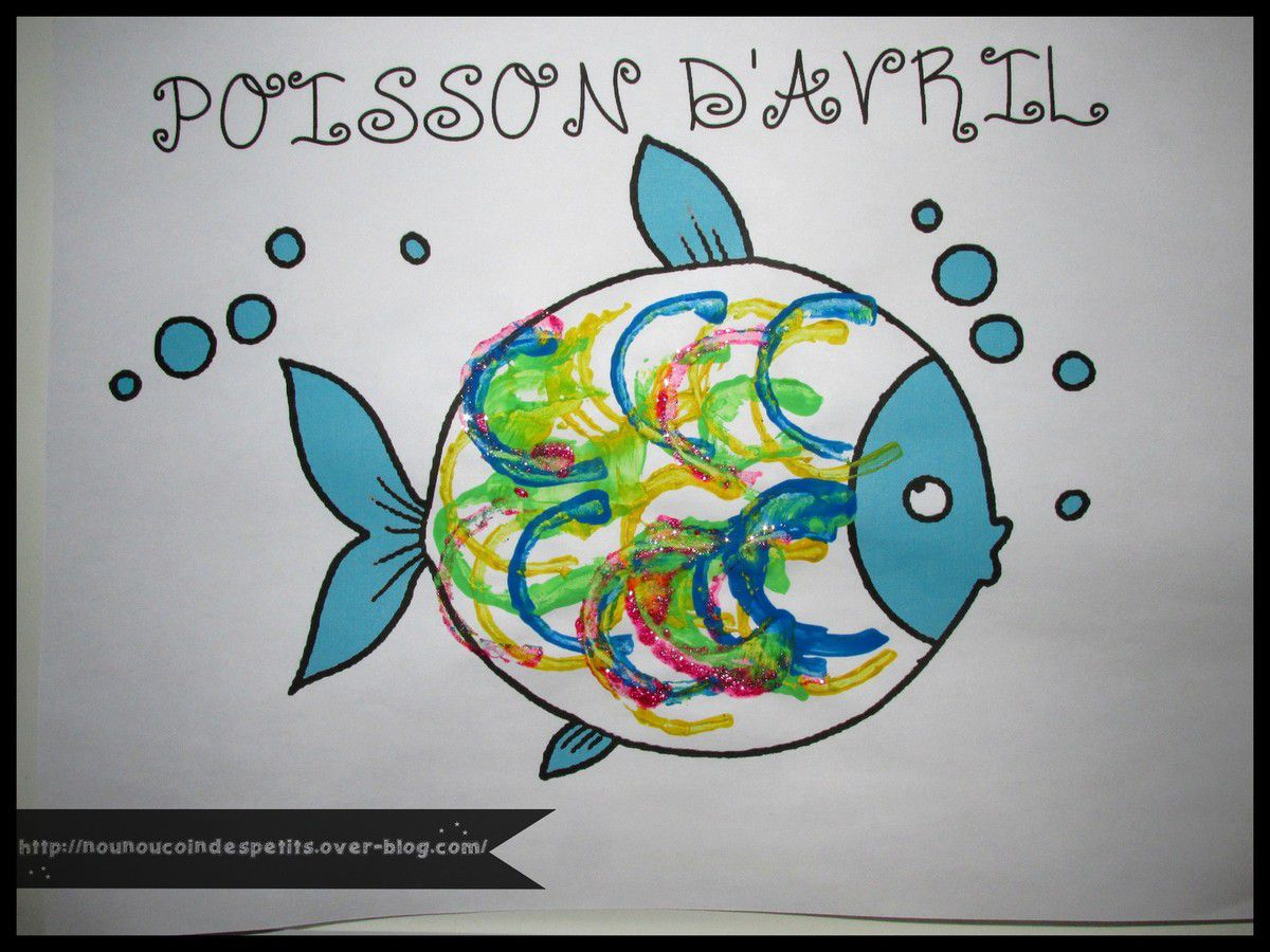 .. Poisson d'Avril !! ..