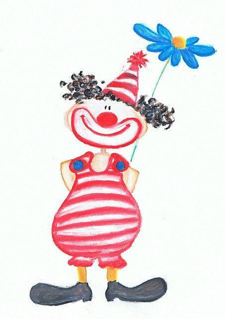 .. Les petits clowns jongleur ..