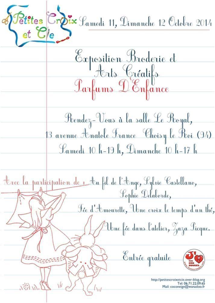 Exposition &quot&#x3B;Parfums D'Enfance&quot&#x3B;