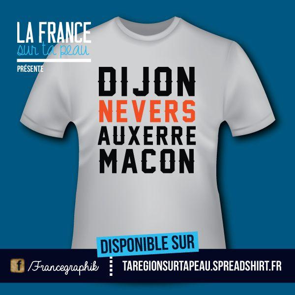 Nevers - Ville de Bourgogne - disponible en T-shirt, débardeur, sweatshirt, casquette, mug, tasse, sac, bag, badge, body, etc...