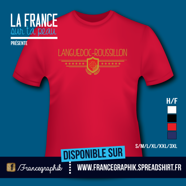 - disponible en T-shirt, débardeur, sweatshirt, casquette, mug, tasse, sac, bag, badge, body, etc...
