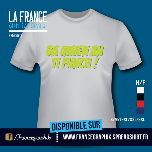 Punch - Expression - disponible en T-shirt, débardeur, sweatshirt, casquette, mug, tasse, sac, bag, badge, body, etc...