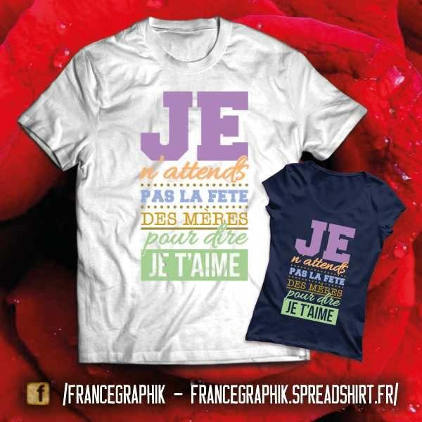 T-shirt Fête des pères - disponible en T-shirt, débardeur, sweatshirt, casquette, mug, tasse, sac, bag, badge, body, etc...