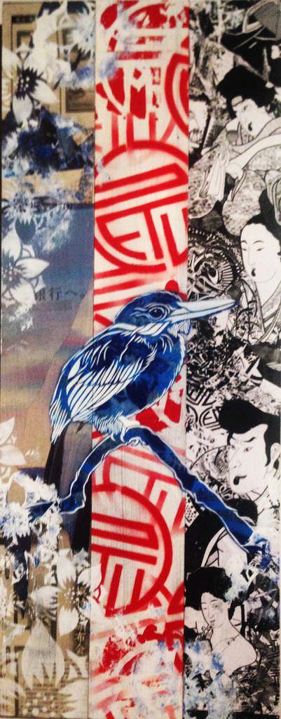 L'oiseau - 800 € - © Stew
