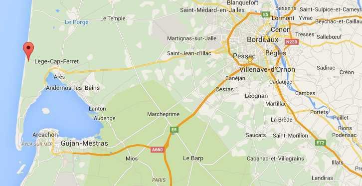 La commune de Lège Cap-Ferret au centre de la polémique