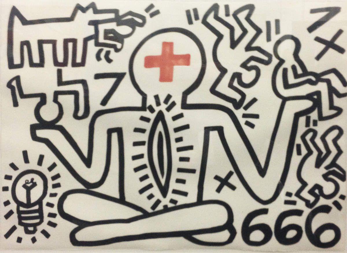 © Keith Haring