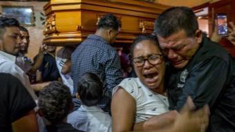 Quand un photographe couvre le conflit du Nicaragua