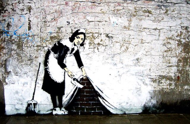 Le tour de Banksy en 80 œuvres