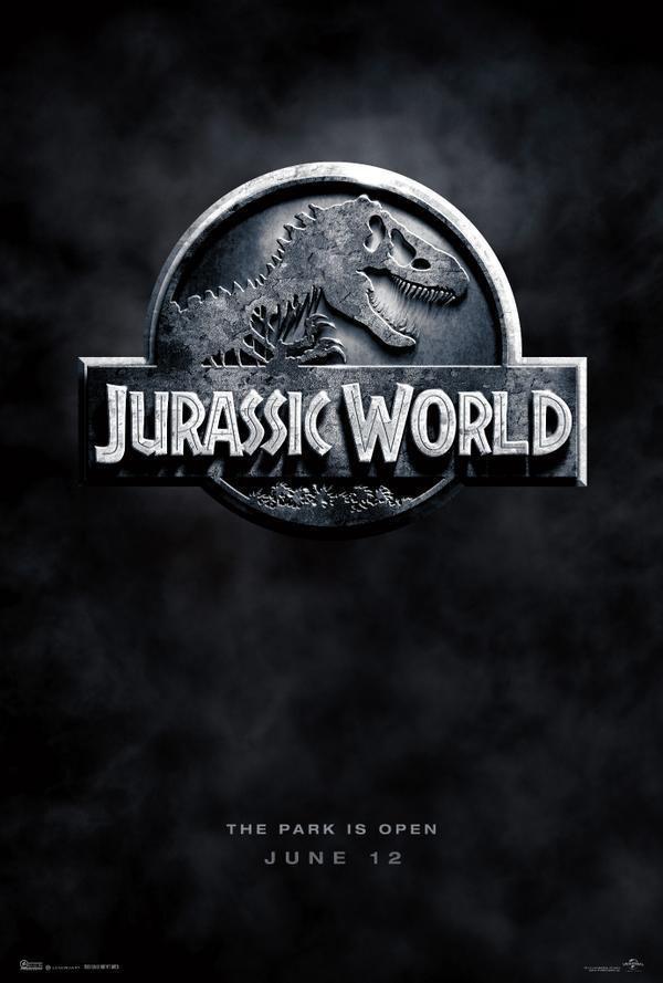 Jurassic World s'affiche !