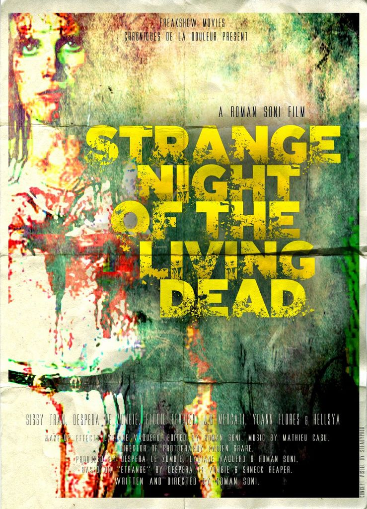 [Court Métrage] Strange Night Of The Living Dead