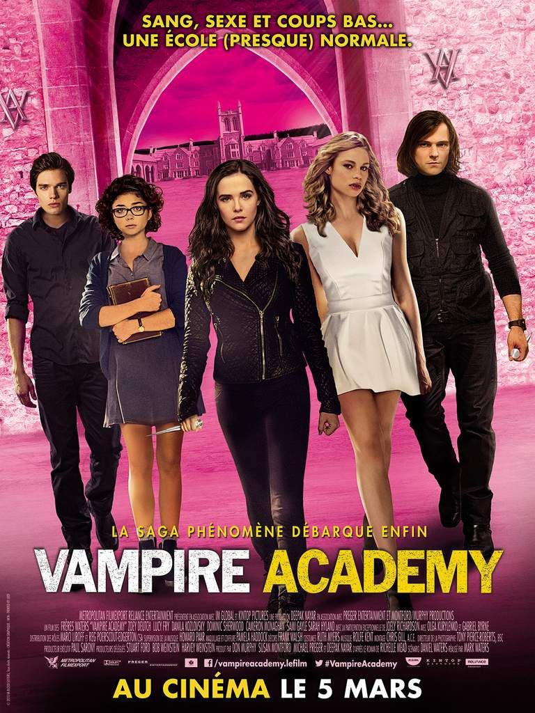 Critique Vampire Academy
