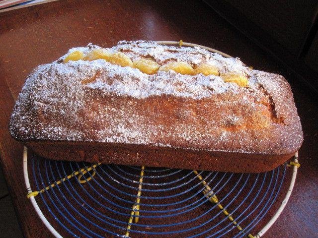 Gâteau à la mandarine au thermomix (ou pas!)