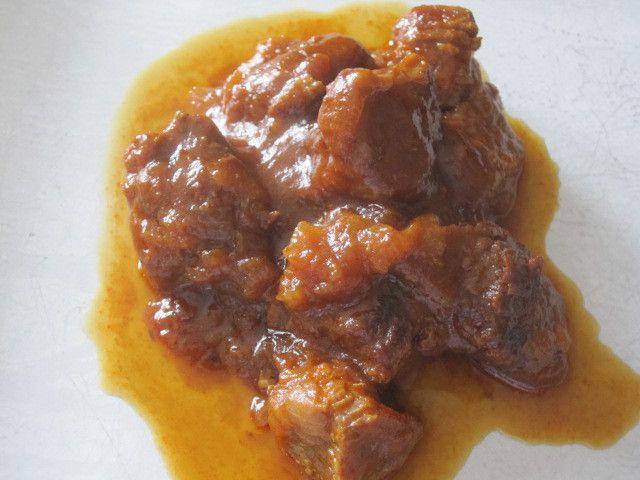 Saut de boeuf sauce l g re en cocotte minute la cuisine au village - Saute de porc cocotte minute ...