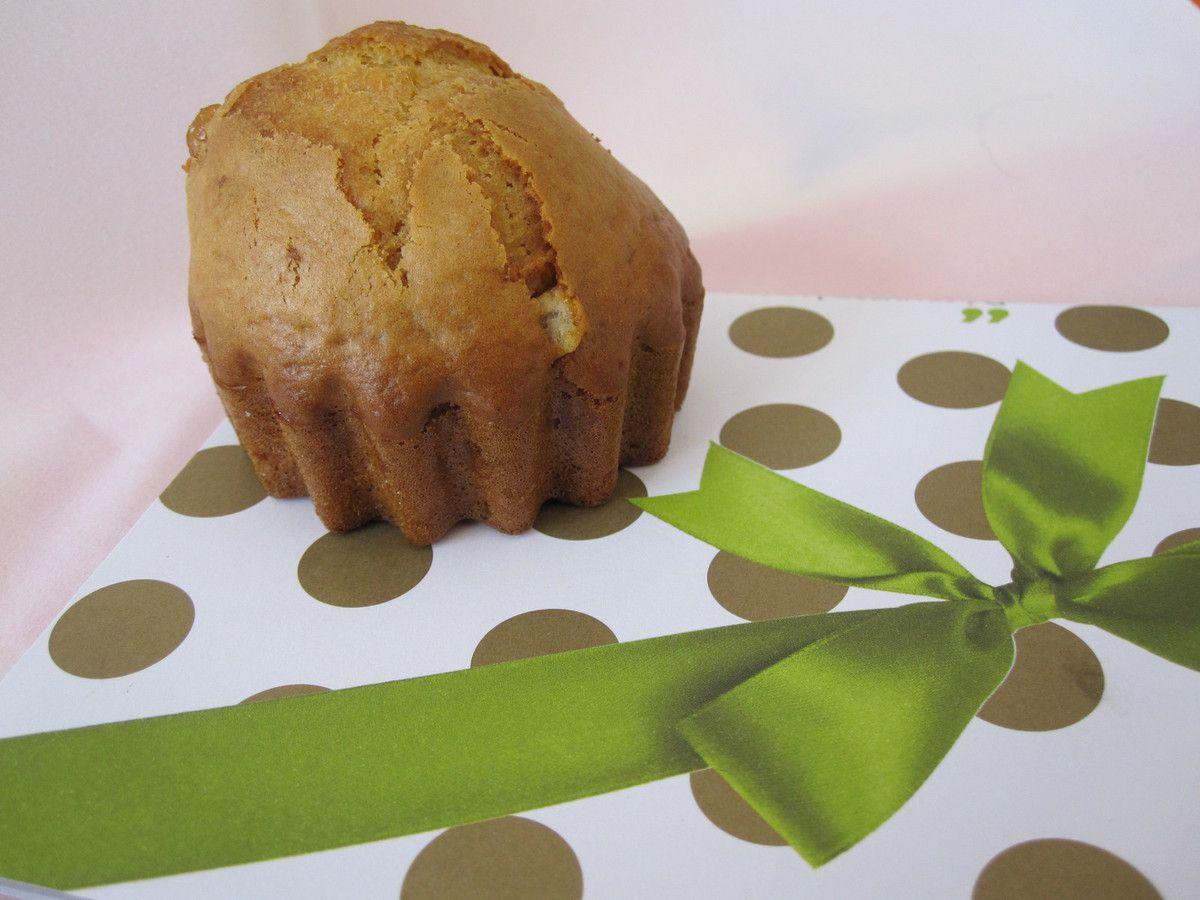 Muffins citrons et oranges confits